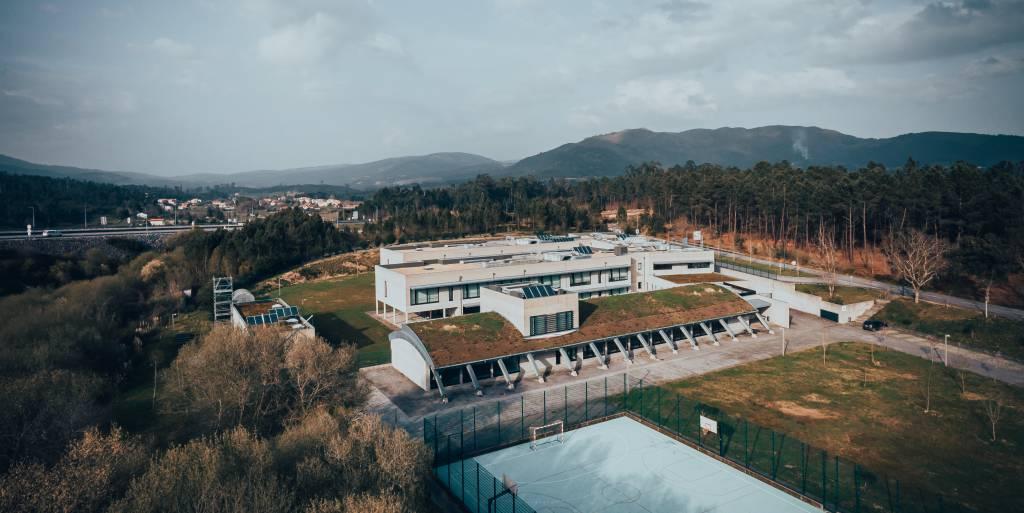 Construção do Centro Educativo das Lagoas