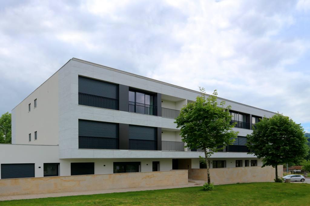 Construção do Edifício Multi habitacional da Giela