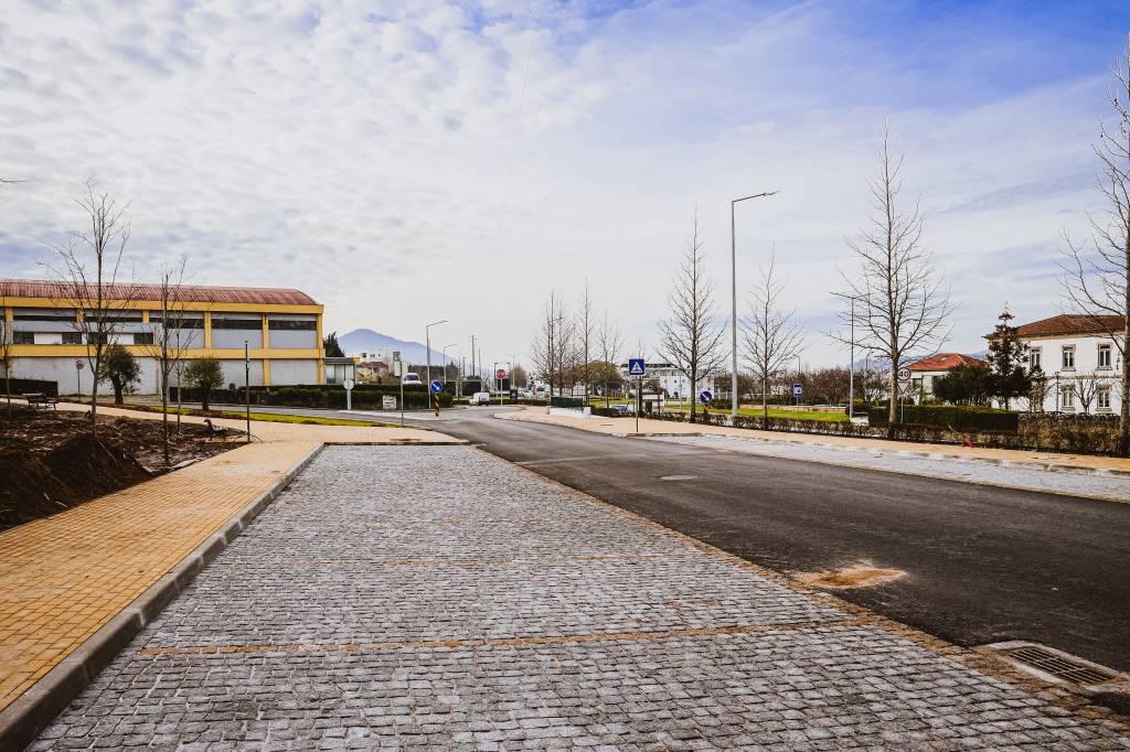 Regeneração urbana da entrada sul de VN Cerveira